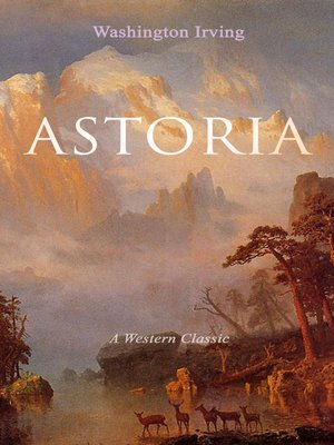 cover image of ASTORIA (A Western Classic)