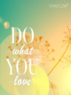 cover image of Do what you love