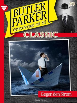 cover image of Butler Parker Classic 20 – Kriminalroman