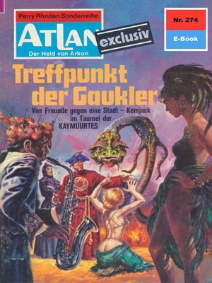 cover image of Atlan 274