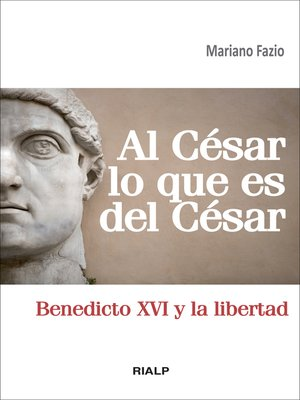 cover image of Al César lo que es del César