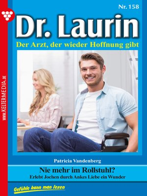 cover image of Dr. Laurin 158 – Arztroman