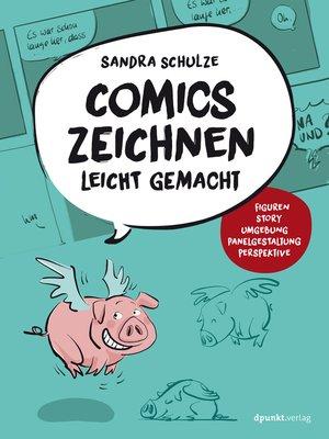 cover image of Comics zeichnen leicht gemacht