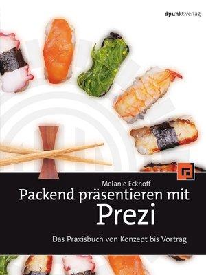cover image of Packend präsentieren mit Prezi