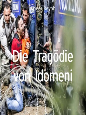 cover image of Die Tragödie von Idomeni