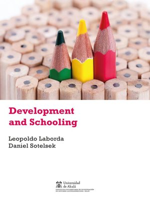 cover image of Development and schooling