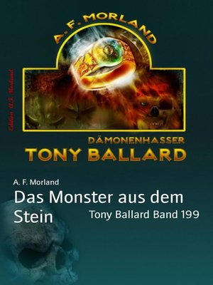 cover image of Das Monster aus dem Stein