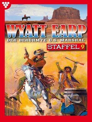 cover image of Wyatt Earp Staffel 9 – Western