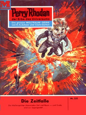 cover image of Perry Rhodan 232