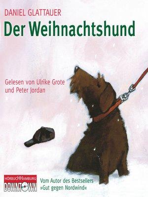 cover image of Der Weihnachtshund
