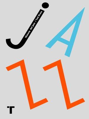 cover image of Historia del jazz
