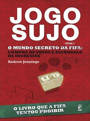 cover image of Jogo sujo