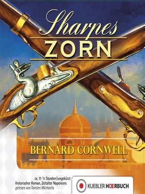 cover image of Sharpes Zorn
