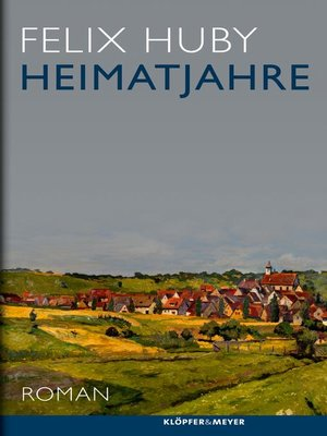 cover image of Heimatjahre