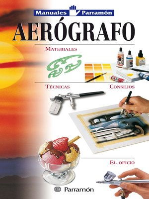 cover image of Aerógrafo