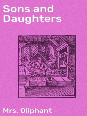 cover image of Sons and Daughters