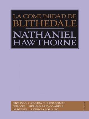 cover image of La comunidad de Blithedale