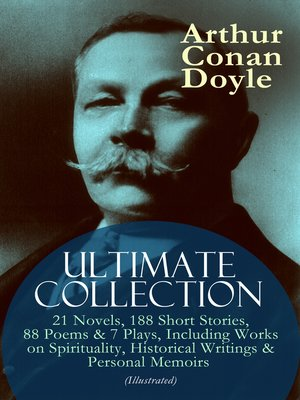 cover image of ARTHUR CONAN DOYLE Ultimate Collection