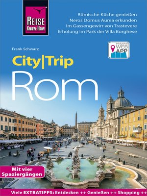 cover image of Reise Know-How CityTrip Rom