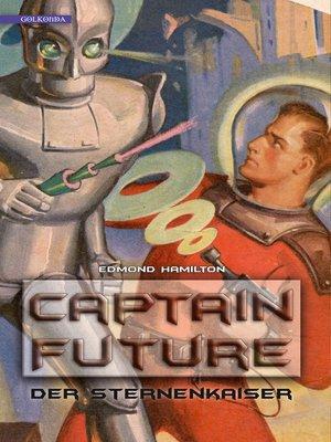cover image of Captain Future 1