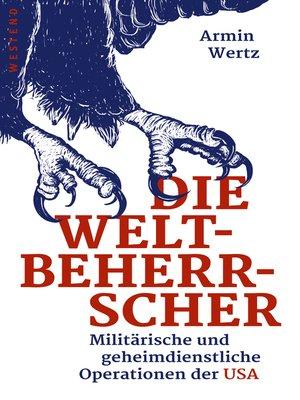 cover image of Die Weltbeherrscher