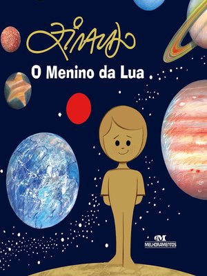 cover image of O menino da lua