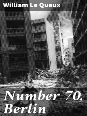 cover image of Number 70, Berlin