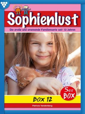 cover image of Sophienlust Box 12 – Familienroman