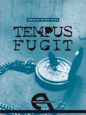 cover image of Tempus fugit