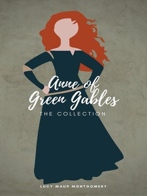 cover image of Complete Anne of Green Gables Books (Illustrated)