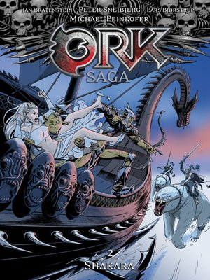 cover image of Ork-Saga 2