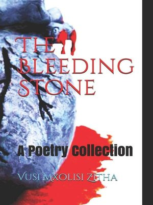 cover image of The Bleeding Stone
