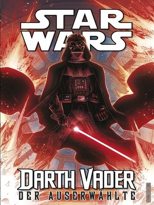 cover image of Star Wars--Darth Vader--Der Auserwählte