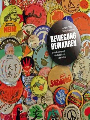 cover image of Bewegung bewahren