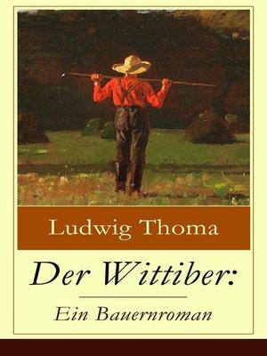 cover image of Der Wittiber