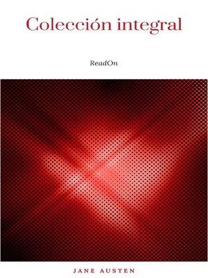 cover image of Colección integral