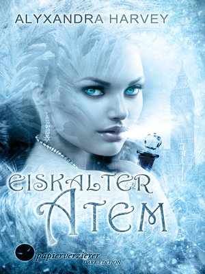 cover image of Eiskalter Atem
