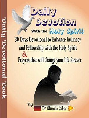 cover image of Daily Devotion with the Holy Spirit