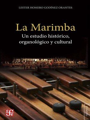 cover image of La marimba