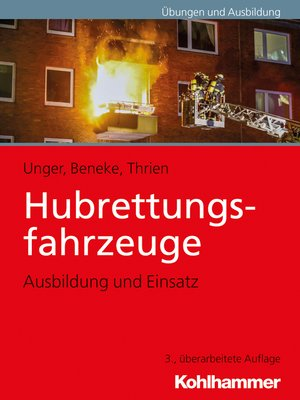 cover image of Hubrettungsfahrzeuge
