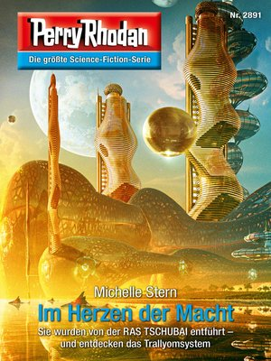 cover image of Perry Rhodan 2891