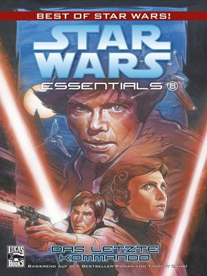 cover image of Star Wars Essentials, Band 8--Das letzte Kommando