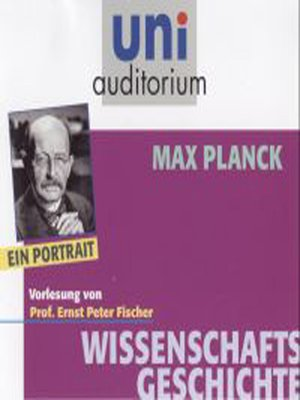 cover image of Max Planck