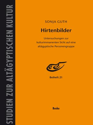 cover image of Hirtenbilder