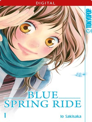 cover image of Blue Spring Ride 01