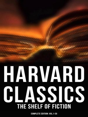 cover image of HARVARD CLASSICS