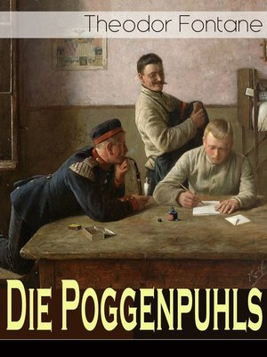 cover image of Die Poggenpuhls