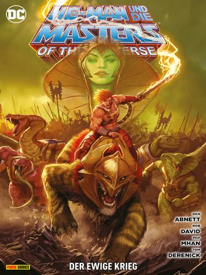 cover image of He-Man und die Masters of the Universe, Bd. 6