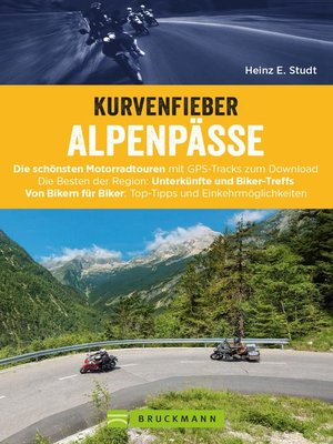 cover image of Kurvenfieber Alpenpässe