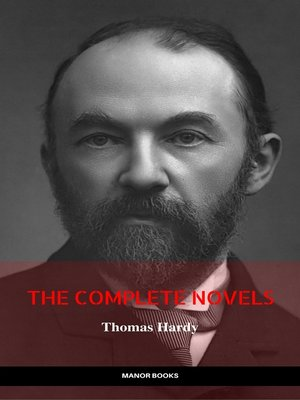 cover image of Thomas Hardy